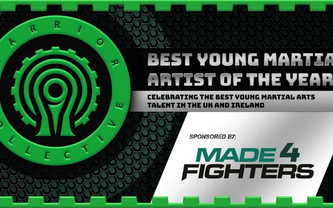 Warrior Collective Best Young Martial Artist of the Year Award Shortlist