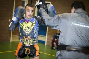 A photo from the guide to Muay Thai Vs Dutch Kickboxing Blog post