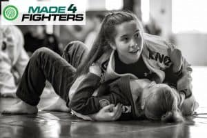 A photo of Libby Genge, Best Young Martial Artist of the Year Nominee