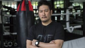 A photo of Chatri Sityodtong, Top Martial Arts Figure