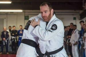 """A photo of Steve Campbell from the article """"how to run a successful Martial Arts Gym"""""""