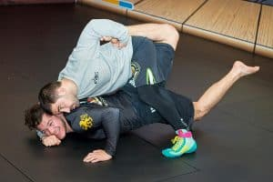 A photo of Lyubo Kumbarov taken from Dominating the Ground with Wrestling for BJJ & MMA