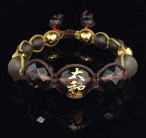 A photo of the Ronin Bracelet on the Destiny Forever website created by Enson Inoue