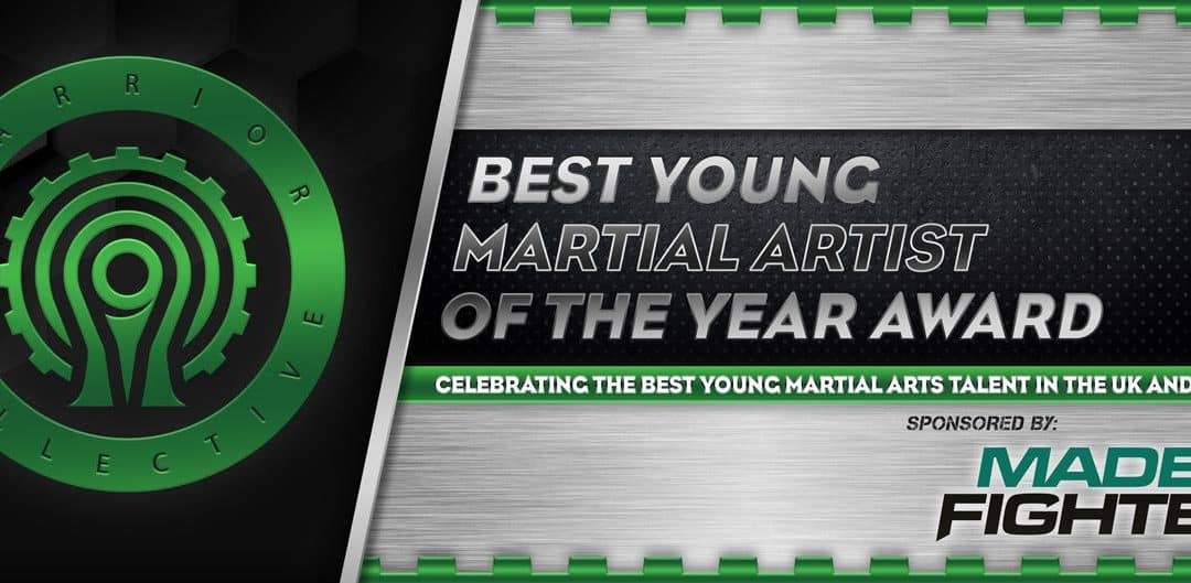 Warrior Collective Award – Best Young Martial Artist of the Year