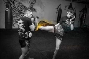 A photo of Best Young Martial Artist Warrior Collective Award Nominee Corey McLachlan