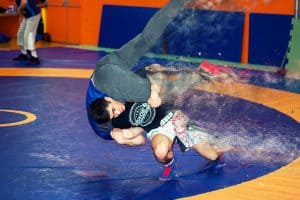 A photo of Best Young Martial Artist Warrior Collective Award Nominee Muhammed Mokaev