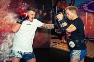 A photo of Richard Smith from Muay Thai 101 - A Framework for Developing Fighters