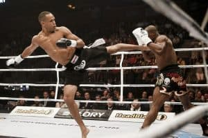 A photo of Raymond Daniels from the blog post about his upcoming Kickboxing Seminar