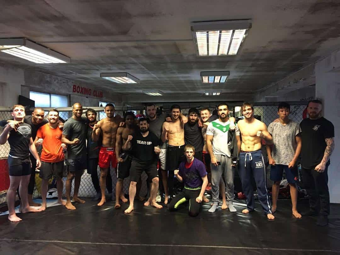 MMA Gyms - A Guide to 10 of the BEST in the UK you should visit!