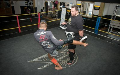 Muay Thai – Faking Kicks to Dominate Fights with Christian Knowles and Jonathan Haggerty