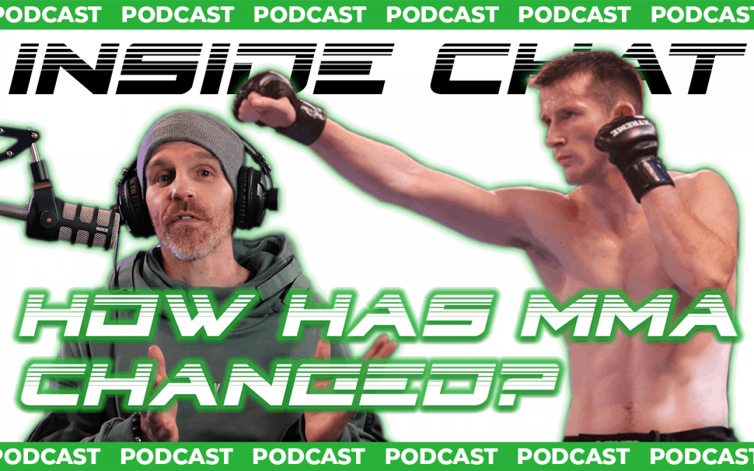 The Evolution of Striking in MMA with Owen Roddy – Inside Chat Podcast Episode 38