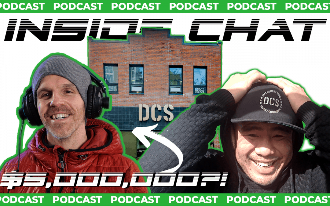 Building a Multi Million Dollar Gym with Ryan Diaz – Inside Chat Podcast Episode 36