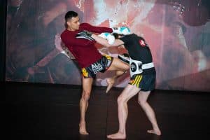 A photo of Panicos Yusuf from The Muay Thai System - Drills for Fighters Volume