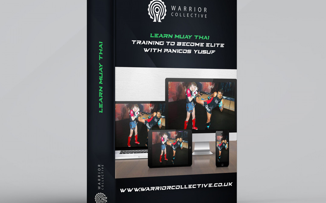 Learn Muay Thai – Training to become Elite with Panicos Yusuf